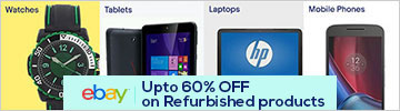 Offers on Refurbished Products