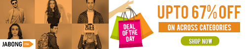 Jabong Deal of the Day
