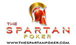 The Spartan poker Logo