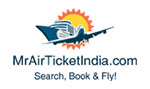 MrAirTicketIndia offers and coupons