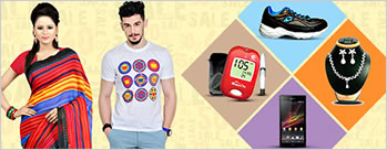 Factory Outlets Starting at Rs 98 + Extra 3% Cashback