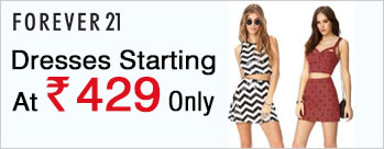 Dresses Starting at Rs 429