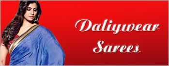 Flat 50% OFF on Dailywear Sarees