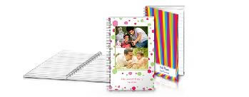Personalized Notebooks starting at Rs.150