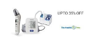 Upto 35% OFF on Omron Products
