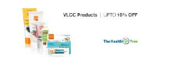 Upto 16% OFF on VLCC Products
